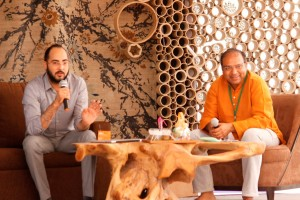 Chat session with Ashmit Alag and Mukul Goyal (Jaipur architect)