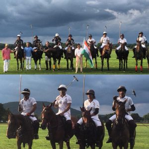 Pic Jaipur Royal Polo Team