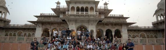 OVER 70 PHOTOGRAPHERS PARTICIPATE IN HERITAGE PHOTO WALK AT ALBERT HALL